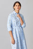 DAISY MIDI SHIRT DRESS