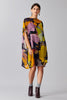 BLOOM SILK KAFTAN & SLIP