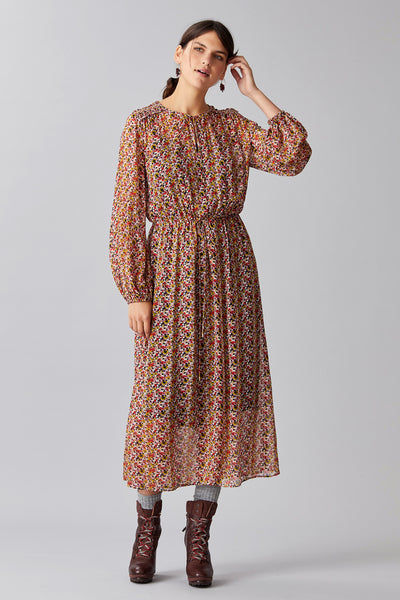 GEORGETTE TEA DRESS