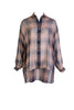 GEORGETTE CHECK SHIRT