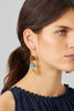 KALI TRIO DROP EARRINGS