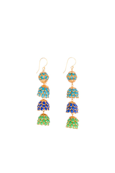 AQUA KALI EARRINGS