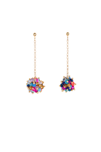 LEA DROP EARRINGS