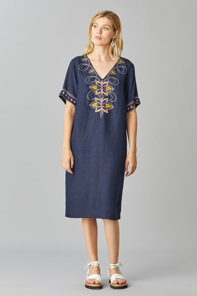 RABARI SHIFT DRESS