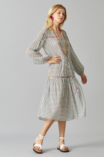 OLARIA COTTON DRESS