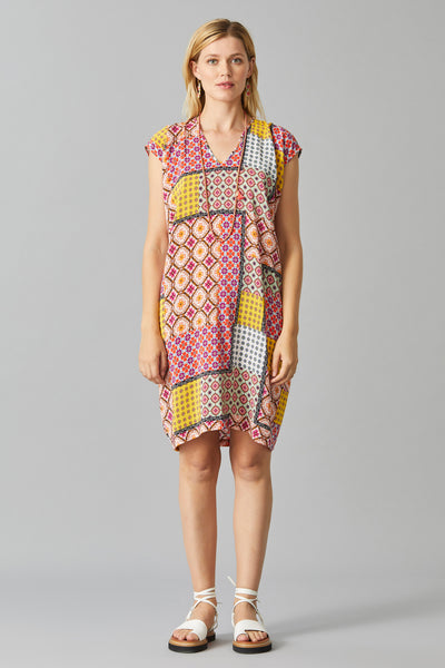 CASCAIS CACOON DRESS