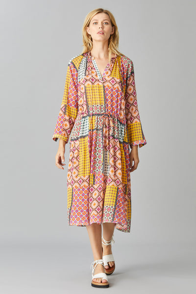 CASCAIS COTTON DRESS