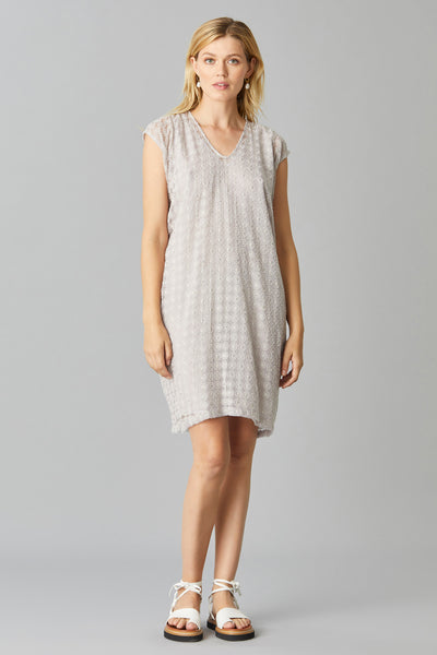THEA CACOON DRESS & SLIP