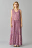 PATCH PANEL MAXI DRESS
