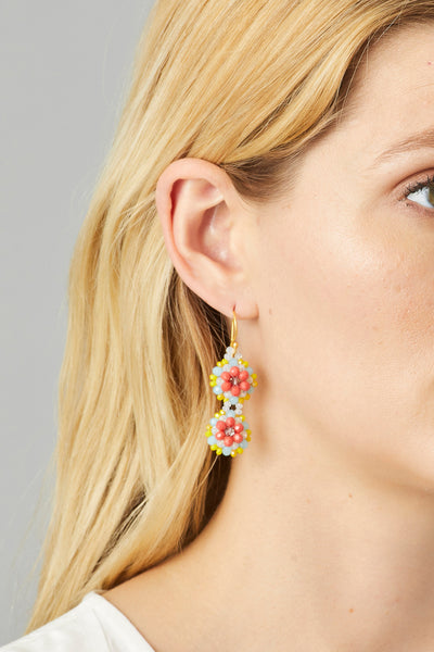 TIA DUO EARRINGS