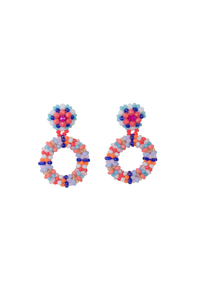 TIA HOOP EARRINGS