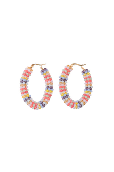 TIA ELIPSE EARRINGS