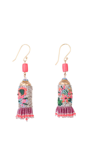 MISHRA BARREL EARRINGS