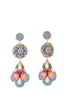 MISHRA 3 DROP EARRINGS