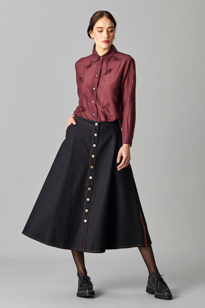 RYAN ALINE SKIRT