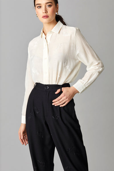 ERIN SILK COTTON TOP