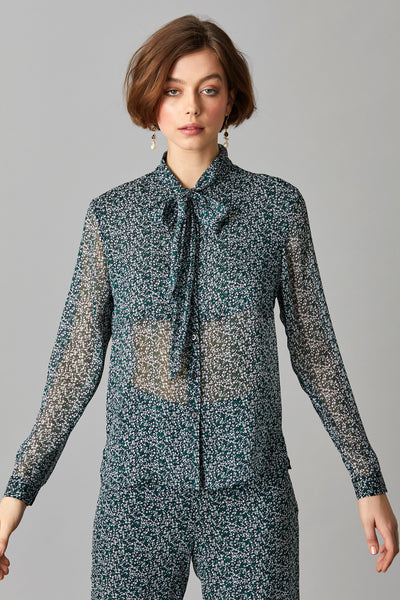 LUCIA PUSSYBOW BLOUSE