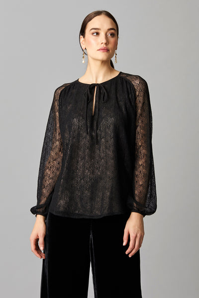 LENA LACE BLOUSE