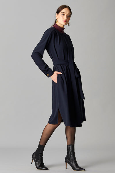 ARABELLE WRAP DRESS
