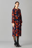 SIGRID SILK DRESS