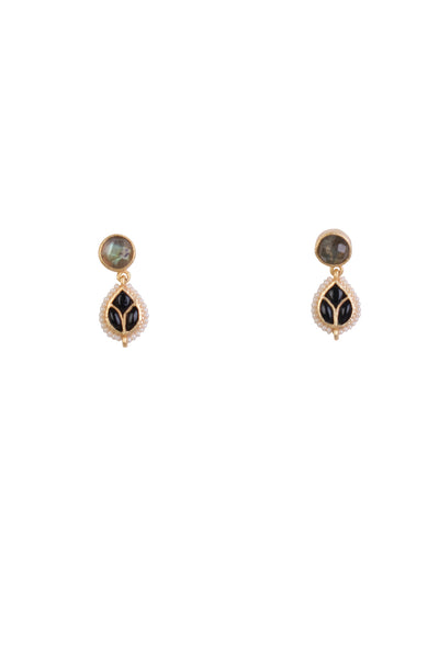 NENA DROPLET EARRINGS