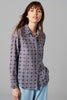 MELIKE SILK COTTON SHIRT