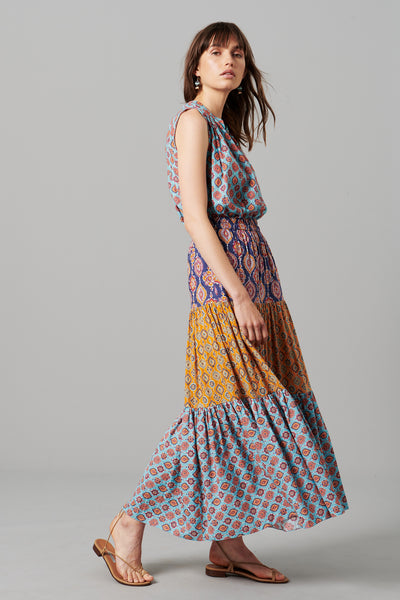 AZRA TIERED SKIRT