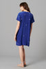 ANYA SILK SHIFT DRESS