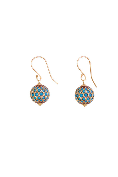 ARTI DROP EARRINGS-restock due March