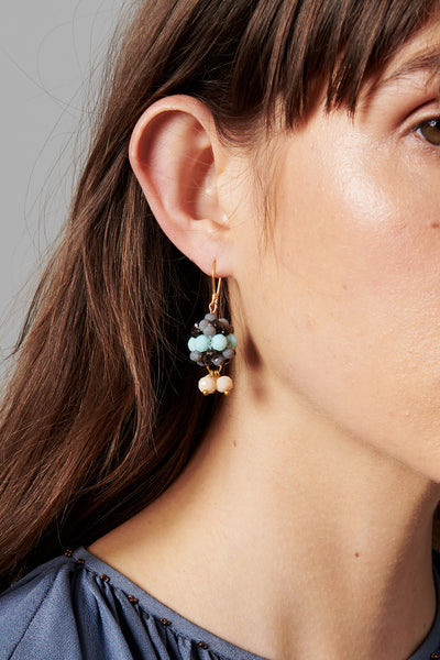 STELLA DROP EARRINGS- Restock due April