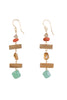 SULI TOPAZ EARRINGS