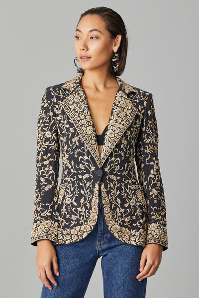 EMPRESS SILK EVENING JACKET