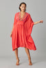 CALYPSO SILK EVENING KAFTAN
