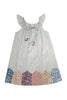 PATCHWORK HOUSEY SUNDRESS- 2-3 YRS