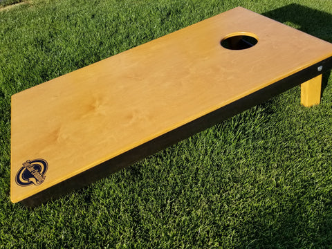 Arizona Cornhole Rentals - Golden Honey Board Rental