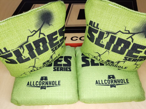 Arizona Cornhole Rentals - Pro Cornhole Bags - All-Slides