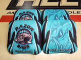 Razor Boss Hog <br> Made To Order <br> New Pro Cornhole Bags