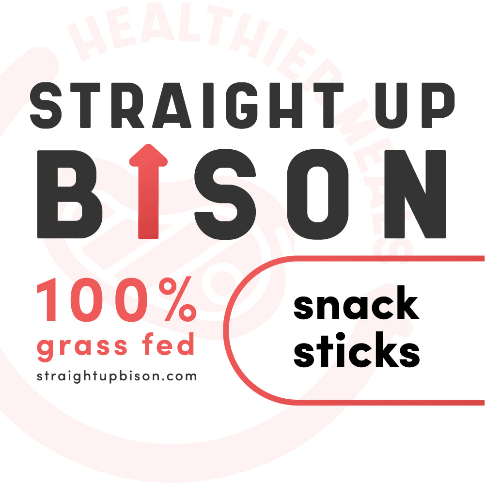Bison Snack Sticks