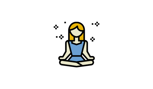Meditation reduces anxiety and stress