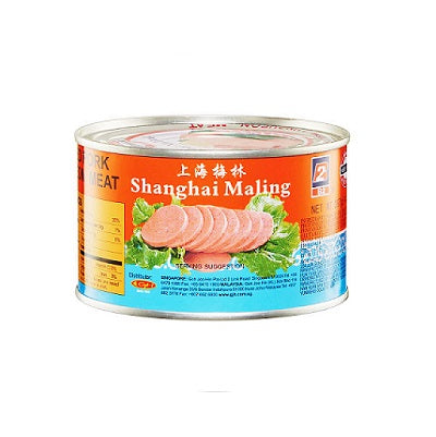 Shanghai B2 Maling Canned Pork Luncheon Meat