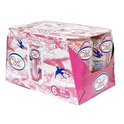 Ice Cool Bird's Nest Flavour Drink 6s