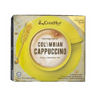 Microground Columbian Cappuccino