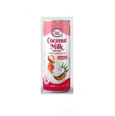 Ice Cool Coconut Milk Strawberry Flavour