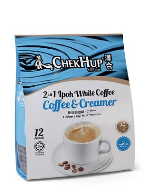 Ipoh White Coffee 2 in 1 Coffee & Creamer