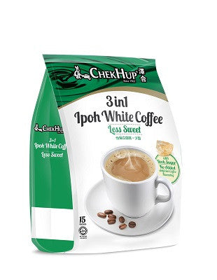 Ipoh White Coffee 3 in 1 Less Sweet