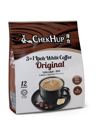 Ipoh White Coffee 3 in 1 Original