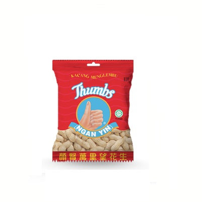 Original Menglembu Roasted Groundnuts 60g