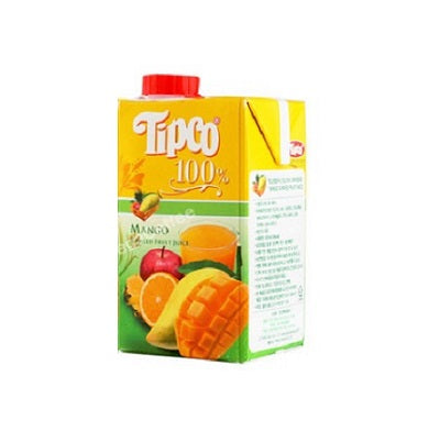 Mango & Mixed Fruit Juice