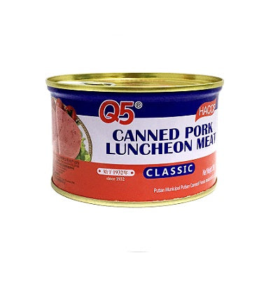 Q5 Canned Pork Luncheon Meat