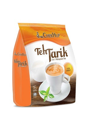 Teh Tarik 3 in 1 Less Sweet